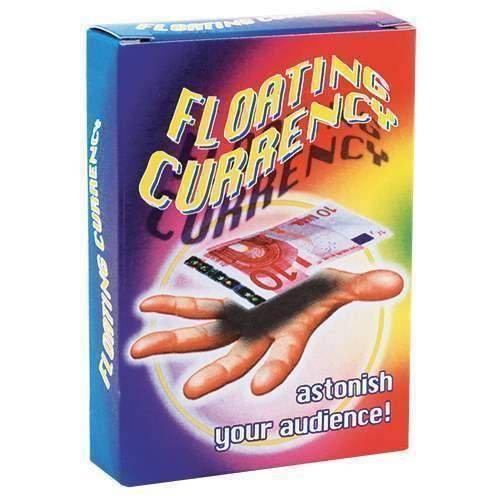 La Banconota Fluttuante - Magia con Monete - Giochi di Prestigio e Magia Di Fatta