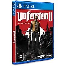 Wolfenstein II. The New Colossus - Padrão - PlayStation 4
