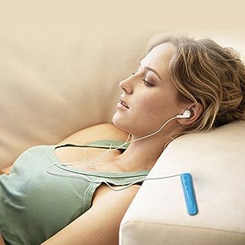 Youlala 1 ricevitore Bluetooth per cuffie con microfono ingresso audio da 3,5/mm vivavoce e collegamento AUX
