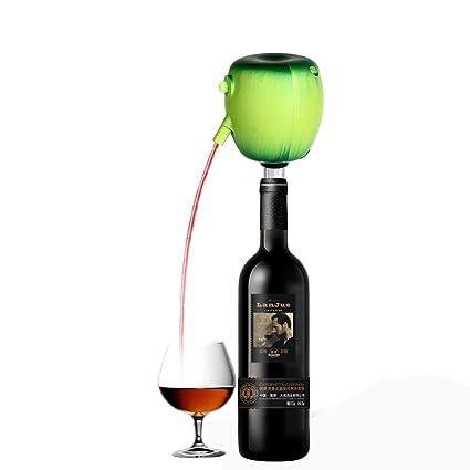 Dispensador de vino tinto eléctrico Aireador Bombas de decantador BaterÃa Operado Champagne Spirit Difusor