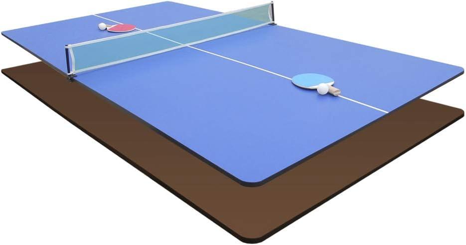 Devessport - Mesa de Ping Pong para Colocar Encima del Billar ...