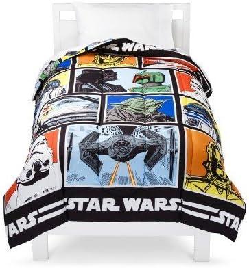 Star Wars Classic doble cama Colcha: Amazon.es: Hogar