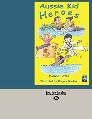 book cover of Aussie Kid Heroes