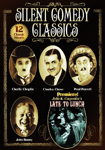 Silent Comedy Classics: 12 Classic Shorts (Best Buster Keaton Shorts)