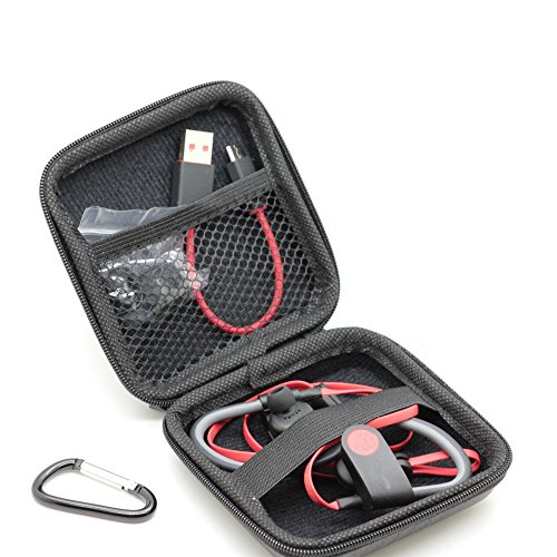 46c8cb54c94 Poyatu Hard Case + Earbuds Eartips Sets for Powerbeats3 - Import It All