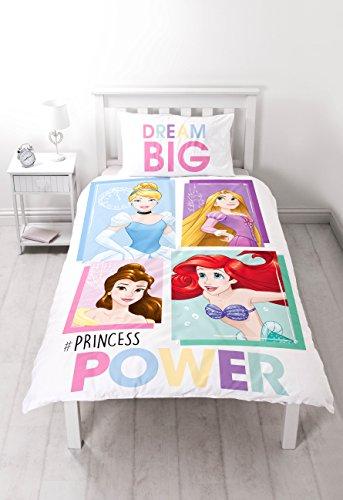 Disney Princess BRAVE' Single Duvet Set - Large Print Design
