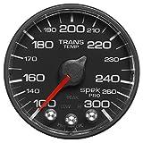 ProParts P342328 Spek-Pro 2-1/16'' Electric Transmission Temperature Gauge (100-300 Degree F, 52.4mm)
