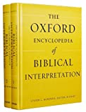 Oxford Encyclopedia of Biblical Interpretation, , 0199832269