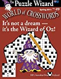 World of Crosswords No. 49, The Puzzle Wizard, 1482356570