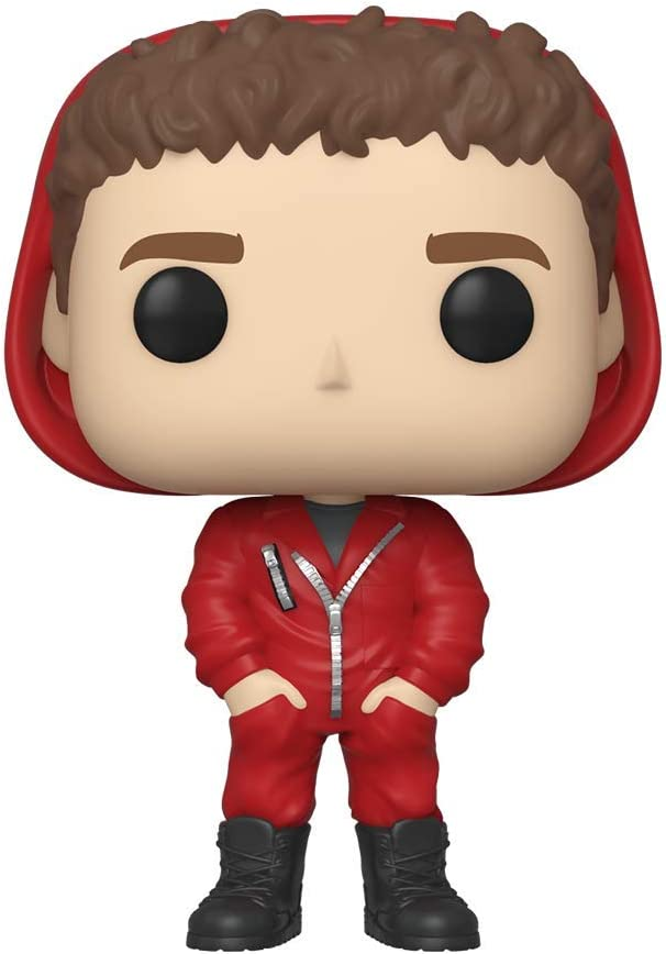 Funko- Pop TV: La Casa de Papel-Rio Collectible Figure, Multicolor, Estándar (44198): Amazon.es: Juguetes y juegos