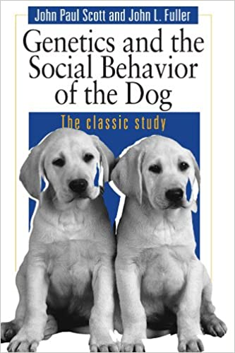Dog Behaviour: Genetics And The Social Behavior Of The Dog