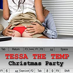 Tessa the Temp: The Christmas Party Thing