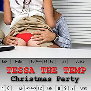Tessa the Temp: The Christmas Party Thing Audiobook