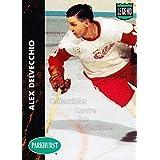 Alex Delvecchio Hockey Card 1991-92 Parkhurst PHC #2 Alex Delvecchio