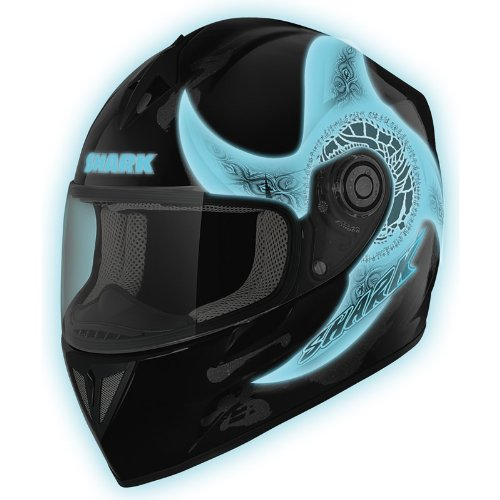 1dfdd070 Shark RSI Shinto Lumi Motorcycle Helmet XL Black (LUM): Amazon.co.uk:  Sports & Outdoors