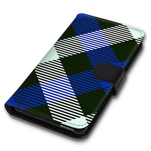 Wallet Book Style Flip Handy Tasche Case Schutz Hülle Schale Motiv Etui für Apple iPhone 6 / 6S - Design Flip MVD187