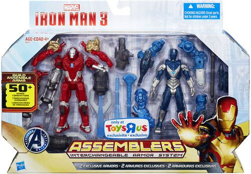 3 2 Pack Action Figures - 7