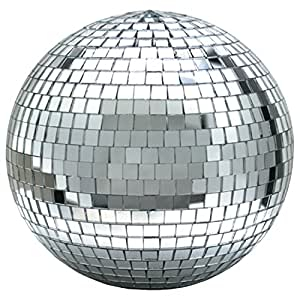 Eliminator Lighting Mirror Balls 8 inch mirror ball Mirror Ball
