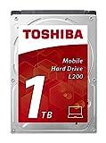 Toshiba L200 1TB Mobile Internal Hard Drive (Bulk) 2.5 Inch SATA - HDWJ110UZSVA