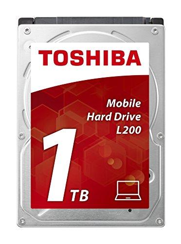 Toshiba L200 500GB 5400RPM 2.5″ SATA Hard Drive (bulk)