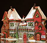 Department 56 North Pole Village North Pole Dolls & Santa's Bear Works
