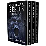 Nightmare Series: Books 1 to 3: Supernatural Suspense with Scary & Horrifying Monsters (Nightmare Series Box Set)