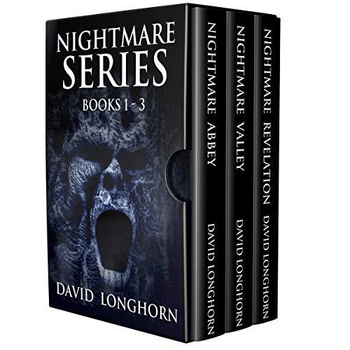 Nightmare Series: Books 1 - 3: Supernatural Suspense with Scary & Horrifying Monsters (Nightmare Series Box Set) ()