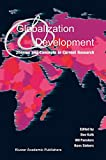 img - for Globalization and Development: Themes and Concepts in Current Research book / textbook / text book