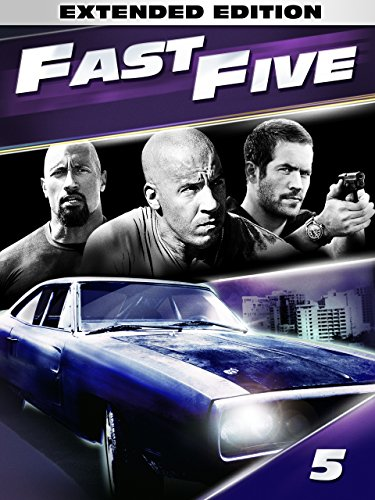 Fast Five (Extended Version) (Collection Diesel)