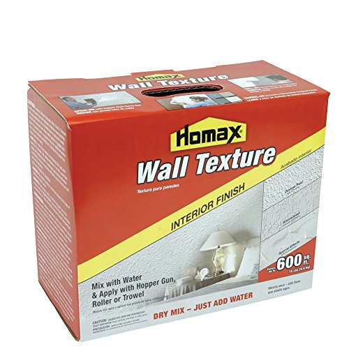 Wall and Ceiling Dry Mix Texture 15 lb, Orange Peel and Knockdown Texture