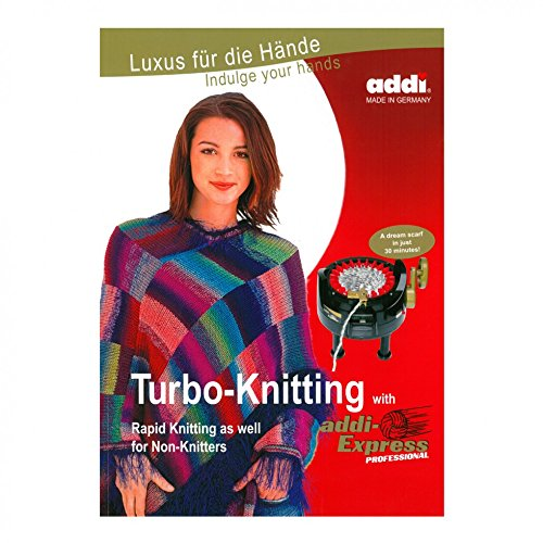 Addi Turbo Knitting Machine Book