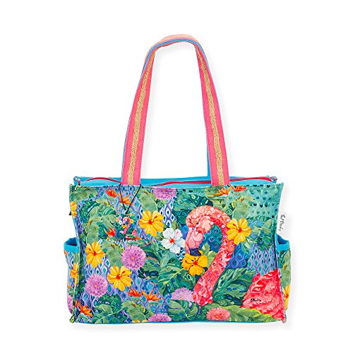 Medium 8995 Bohemian Brent tote Flamingo Paul 17xFZOqwZ