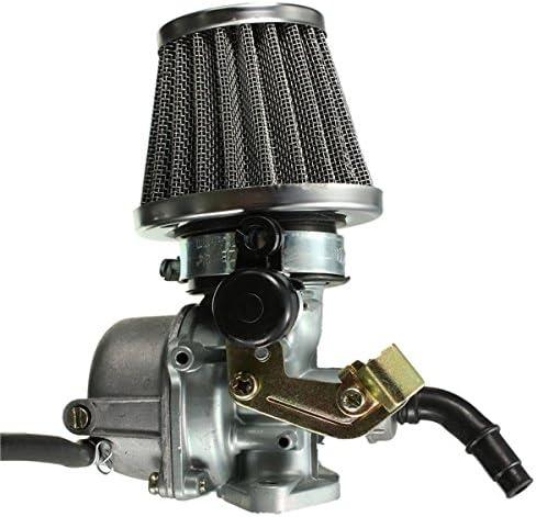 PANGUN 50Cc 70Cc Carburador De Carbohidratos + Filtro De Aire para Honda Z50R Ct70 Minibike 1978-1994