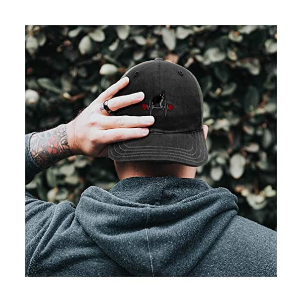 Richardson Trucker Mesh Hat Dog Border Collie Lifeline A Embroidery Hat One Size 4