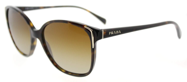 Sunglasses - PR01OS / Frame: Havana Lens: Polar Brown Gradient