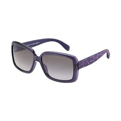 6c11c47692dde Marc by Marc Jacobs Gafas de sol Para Mujer 332 S - YK8 EU  Violeta  Amazon. es  Zapatos y complementos