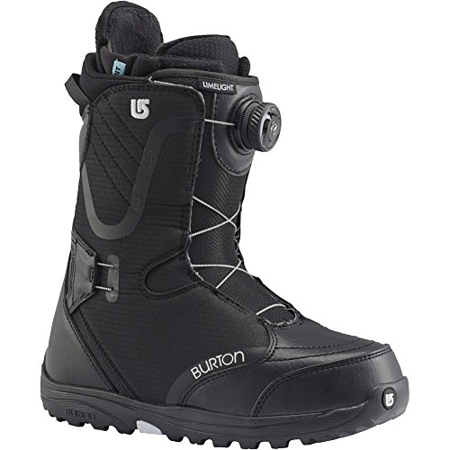 BURTON NUTRITION Burton Limelight Boa Snowboard Boot 2017 - Women's - 6.5, Black by BURTON NUTRITION