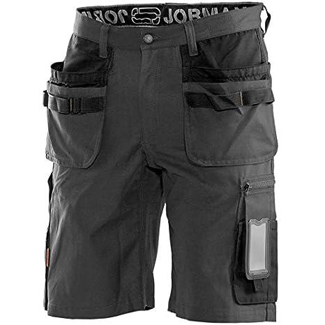 Jobman 293219 –  6799-c44 C44 trabajo pantalones cortos con bolsillos para colgar –  azul marino azul/negro ( –  ) 293219-6799-C44