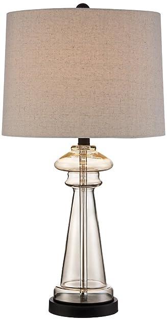 Dalia champagne glass table lamp