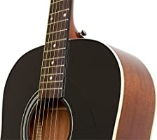 Epiphone Ltd. Ed. aj-100 guitarra acústica Vintage Sunburst ...