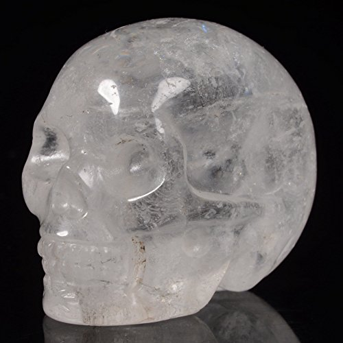 """Mineralbiz 1.3"""" - 1.5"""" Length Natural Clear Quartz for sale  Delivered anywhere in USA"""