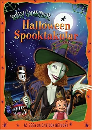 Amazon com: Scary Godmother Halloween Spooktakular: Garry