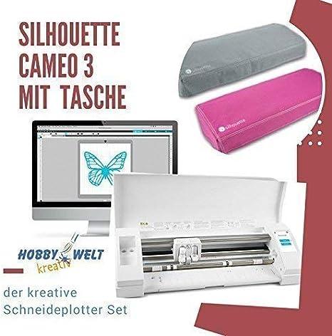 silueta Cameo 3 Set con práctico bolsa: Amazon.es: Hogar