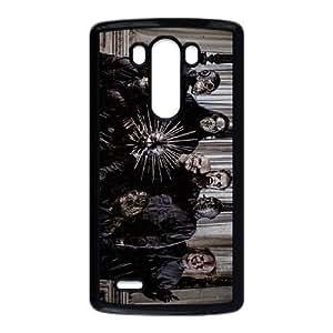Slipknot LG G3 Cell Phone Case Black Exquisite gift (SA_720659)