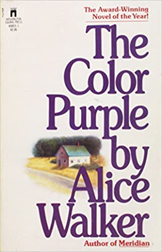 The Color Purple: Alice Walker: 9780671458539: Amazon.com: Books