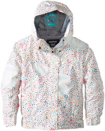Paul Frank Girls Julius Collage Pfunfeti Jacket