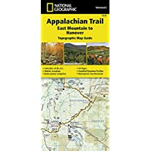 Appalachian Trail, East Mountain to Hanover [vermont]