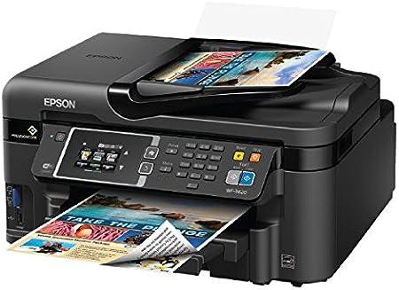 Amazon.com: Epson WorkForce WF-3620WiFi directo todo ...