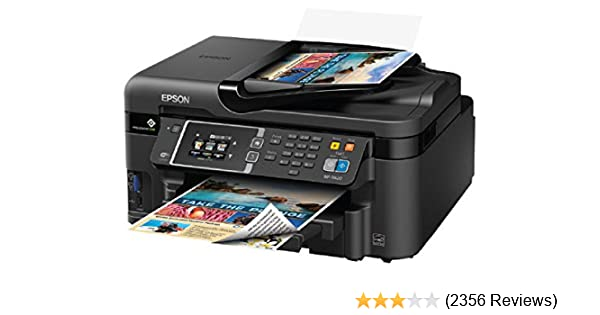 cant print from ipad to epson printer