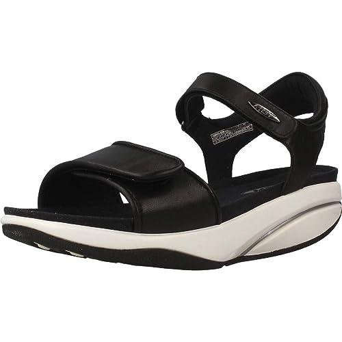 5b914ea8 MBT Malia W, Sandalia con Pulsera para Mujer: Amazon.es: Zapatos y  complementos